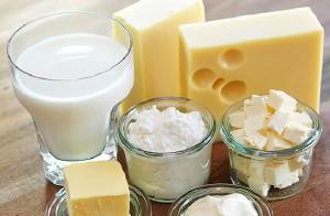продукты с большим содержанием кальция
