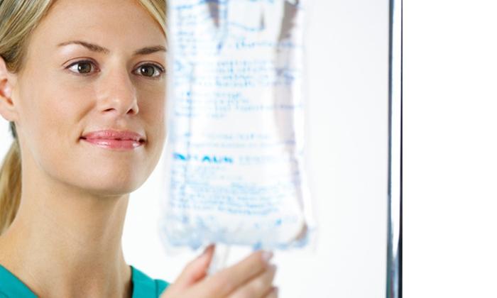 Капельница натрия хлорид при беременности - серьезный вопрос