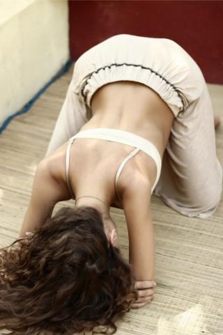 коленно-локтевое положение при беременности