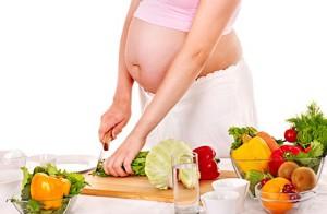 Какие мочегонные продукты при беременности употребляются?