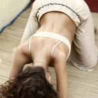 Облегчение протекания беременности или плюсы коленно-локтевого положения