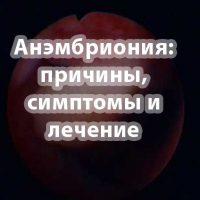 Анэмбриония: причины, симптомы и лечение