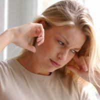Заложенность ушей во время беременности